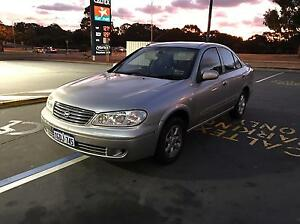 Nissan pulsar 2005 145kms Balcatta Stirling Area Preview