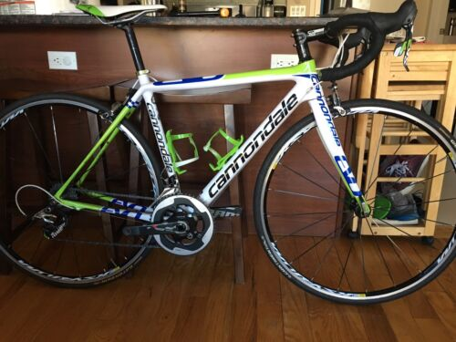 Cannondale Hi-Mod EVO 2013 Full Sram Red With Quarq Power Meter