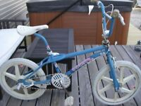 Wanted 80's & 90's BMX