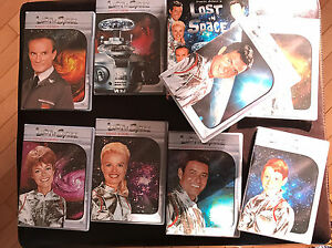 "TV series DVD set of ""Lost in Space"", ""Millennium"", King Kong"
