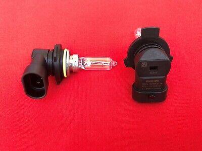 2x New Original OEM Philips 9012LL HIR2 LL 55W Long Lasting Bulbs 9012