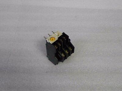 Fuji Electric Overload Relay, 4NK0HV, TK-5-1N, 12-18 A, Used, WARRANTY