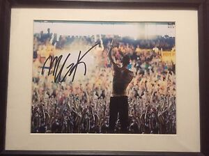 Machine gun Kelly signed 8x10