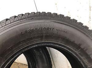 Set of four Bridgestone tires Kitchener / Waterloo Kitchener Area image 2
