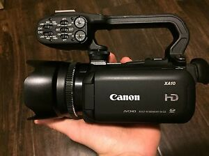 Canon XA10 Video Camera HD