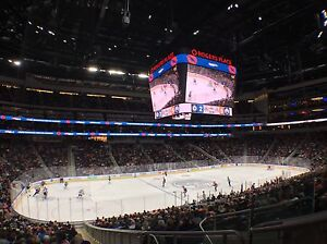 Various Oilers Tickets, Lower Bowl...Great Seats Strathcona County Edmonton Area image 1