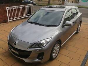 2012 Mazda 3 BL Series 2 SP25 Hatchback Earlwood Canterbury Area Preview
