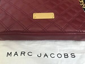 Marc Jacobs Quited leather bag