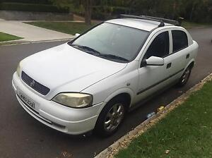 2004 Holden Astra 10months Rego 145k Lane Cove Lane Cove Area Preview