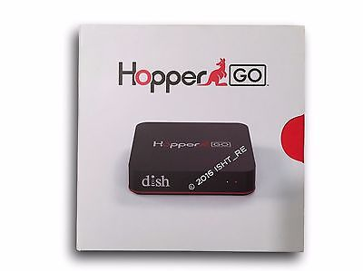 Dish Network HOPPER GO Portable Compact Storage/Viewing Device NEW