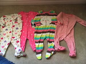 Huge lot of 3-6 months girls clothes