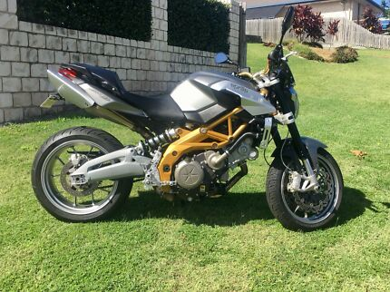 Aprilia rst 1000 futura for sale motorcycles gumtree australia 2009 aprilia shiver 750 fandeluxe Choice Image