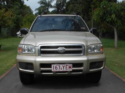 2001 Nissan Pathfinder SUV Glass House Mountains Caloundra Area Preview