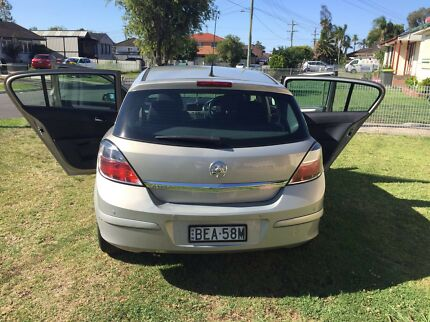 HOLDEN ASTRA 2008 CDX SPORT  LONG REGO LOW KMS LOGBOOK GREAT FIRST CAR