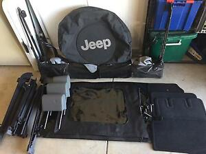 JEEP Wrangler Soft top kit with extras Baldivis Rockingham Area Preview