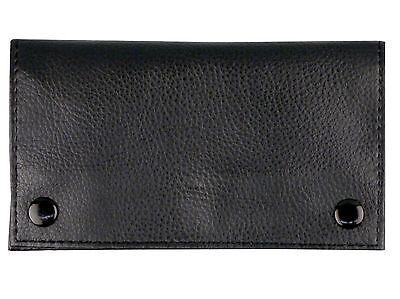 Drehertasche Tabaktasche Lederoptik schwarz ca.16 cm NEU OVP