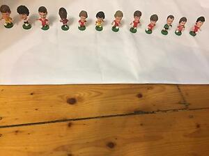 LIVERPOOL TEAM  OF THE CENTURY LIMITED EDITION FIGURINE SET Essendon North Moonee Valley Preview