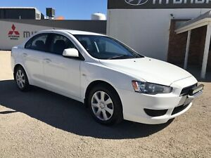 2013 Mitsubishi Lancer ES Swan Hill Swan Hill Area Preview