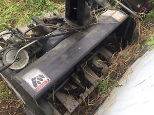 Craftsman snowblower attachment for lawn tractor