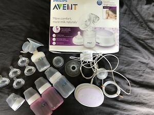 Avent natural electric single breast pump