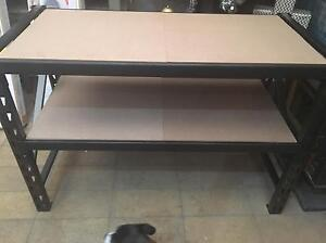 Build your own Heavy duty work bench Roxburgh Park Hume Area Preview