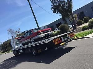 BOSS TOWING SERVICE 24 Hours Fully insured and UNBEATABLE PRICES Epping Whittlesea Area Preview