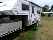 Winjara 5th wheeler Lockyer Waters Lockyer Valley Preview