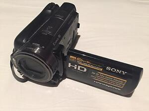 Sony HDR-XR520 high-definition video camera Bateman Melville Area Preview