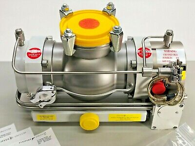 Pfeiffer Balzers Refurbished Tph-330 Turbo Molecular High Vacuum Pump Wchamber