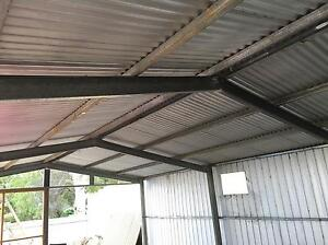6m by 9m shed garage frame Banksia Park Tea Tree Gully Area Preview