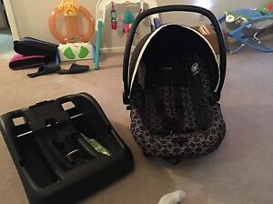 Cosco light car seat