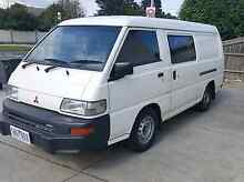 Mitsubishi Express Van 1 tonne capacity Ascot Vale Moonee Valley Preview