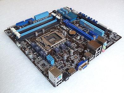 ASUS P8H67-M Mainboard Sockel 1155 Intel H67 Micro ATX Asus P8H67 ##