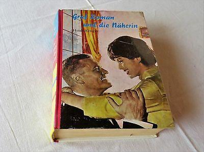 Graf Roman und die Näherin von HEIDI KRÜGER - Falter Verlag 60er Jahre-Leihbuch