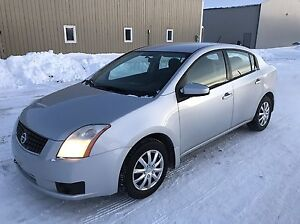 2007 Nissan Sentra 'very low KMS!!'