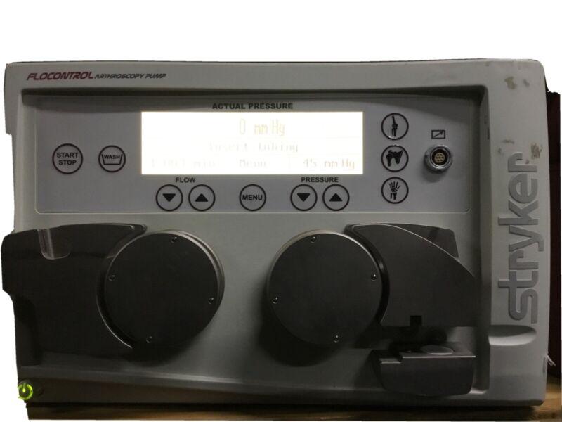 Stryker 350-600-001 Flocontrol Arthroscopy Pump