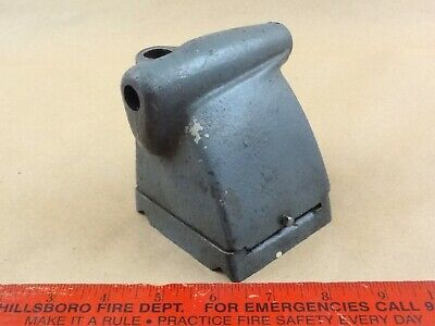 Very Nice Original Craftsman 6 109 Metal Lathe Tailstock Cast