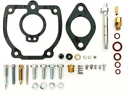 Ih Farmall Super H M Super M W6 W9 Tractor Carburetor Repair Kit W Shaft