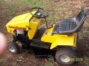 Greenfield Ride-on Mower Wondai South Burnett Area Preview