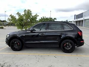 2009 Audi Q5 Auto MY10 - S-Line Package APR Performance Tuned Pimpama Gold Coast North Preview
