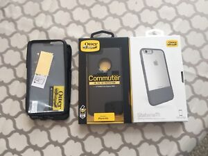 Otterbox - iPhone 6/6s and iPhone 6 Plus - $20