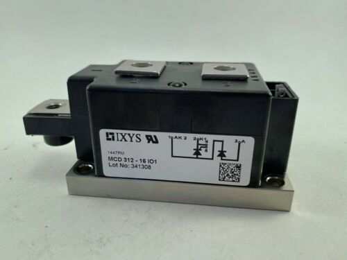 IXYS MCD312-16IO1 Thyristor Module, New