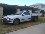 PRiCE DRoP!!! Manual Tradies Ute - '02 AU III Perth Perth City Area Preview