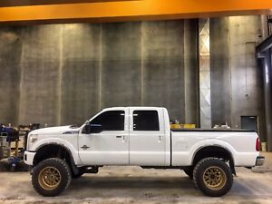 2011 Ford F-350 Lifted & Deleted Powerstroke