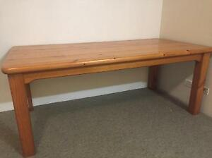 Wooden dining table Ashfield Ashfield Area Preview