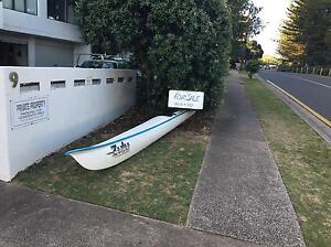 Surf ski Hawthorne Brisbane South East Preview