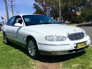 2000 Holden Statesman WH 5.7 V8 Auto INTERNATIONAL Immaculate Warranty  Leumeah Campbelltown Area Preview