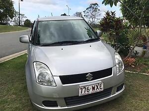 2007 Suzuki Swift + 6 month rego Coomera Gold Coast North Preview