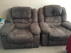5 piece recliner lounge Taranna Tasman Area Preview