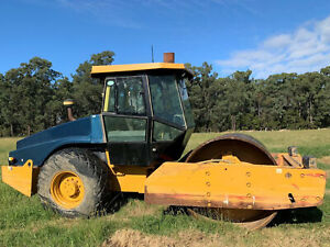 16 Tonne Smooth Drum Roller Londonderry Penrith Area Preview